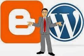 Blooger Vs Wordpress