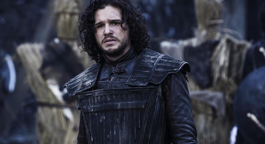 Kit Harington în rolul Jon Snow din Game Of Thrones Sezonul 4