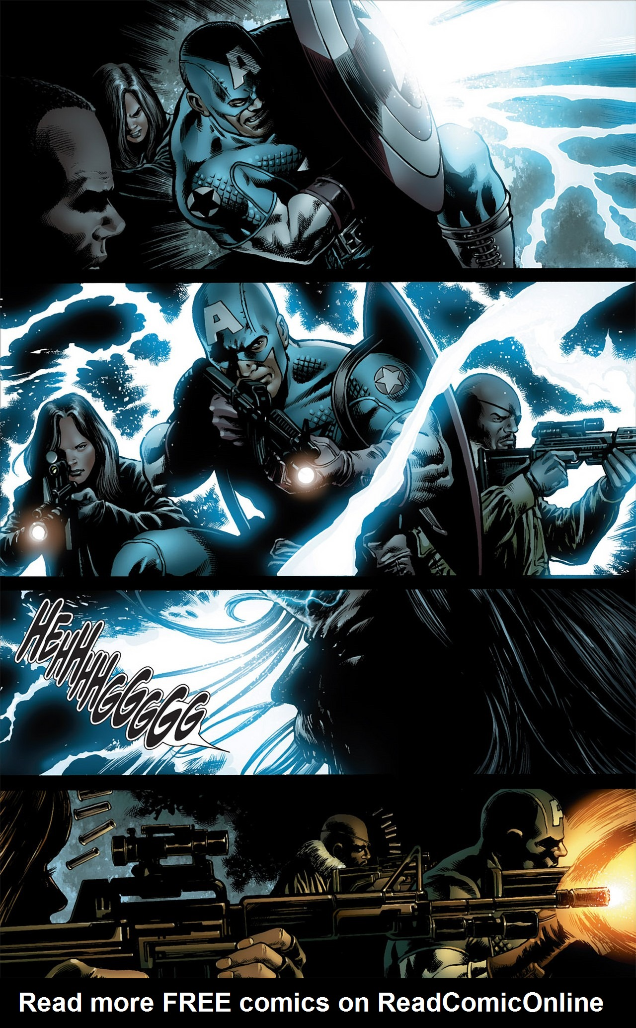 Read online Ultimate Nightmare comic -  Issue #3 - 11