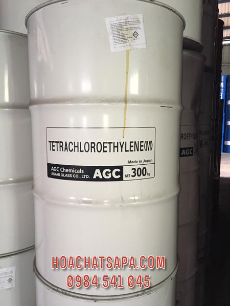 Tetrachlorethylene M,S,AL | PCE | Dung môi tẩy rửa công nghiệp
