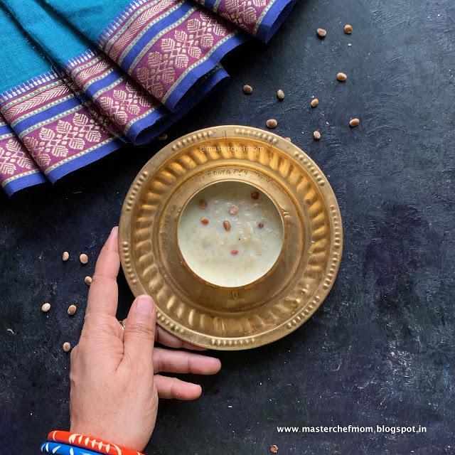 Saravana Payasam | Thaipoosam Special Recipe