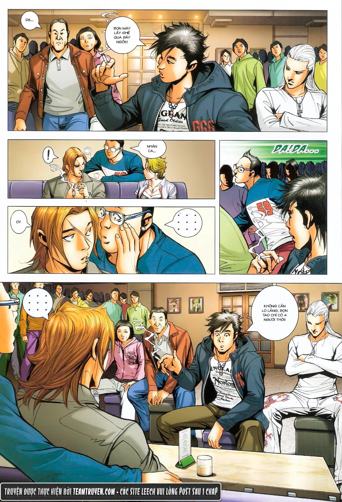 Người Trong Giang Hồ NetTruyen chap 1492 - Trang 25