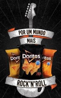 Promoção Doritos 2017 Garage Rock in Rio Tocar no Festival