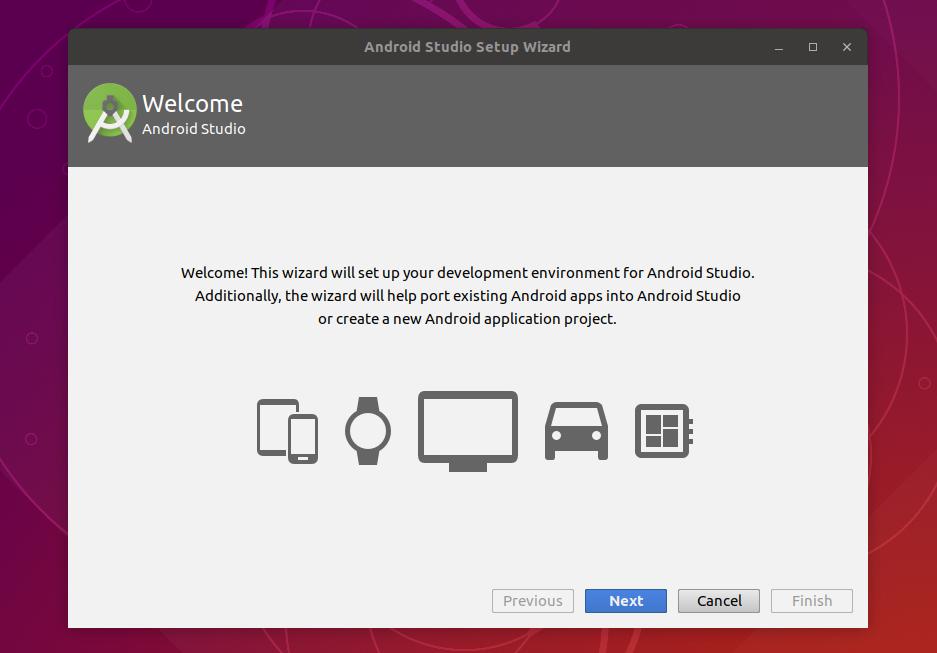 Install Android Studio 3 2 1 on Ubuntu 18 04 and Ubuntu