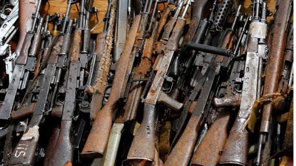 Venta de armas en EE.UU. impone nuevo récord tras Viernes Negro