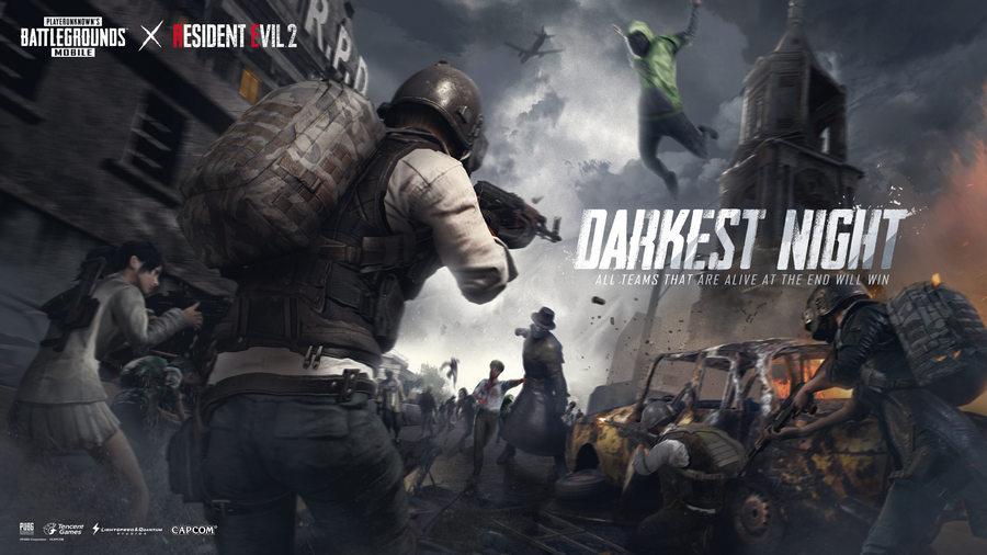 Game PUBG Mobile Hadirkan Mode Darkest Night