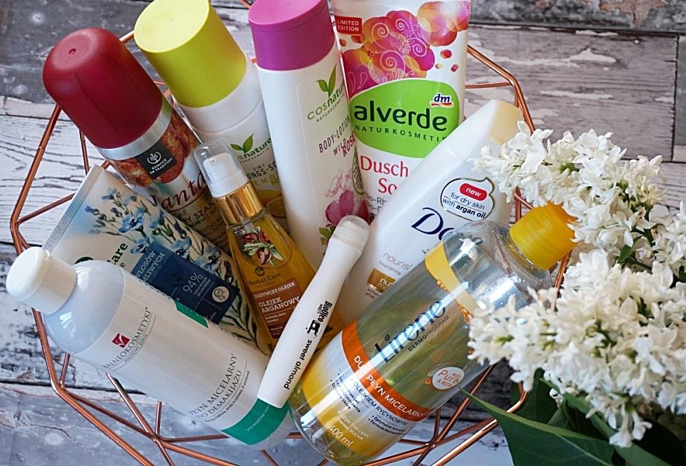 Kosmetyczni ulubieńcy maja - Lirene, Farmona, Alverde, Cosnature, Bio Oleo Cosmetics, Balneokosmetyki, Dove