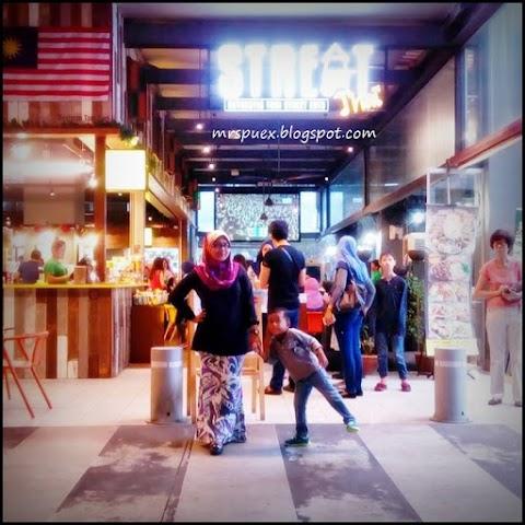 Lebih 60 juadah Buffet Ramadhan Di Streat Thai - Authentic Thai Street Eat, Petaling Jaya