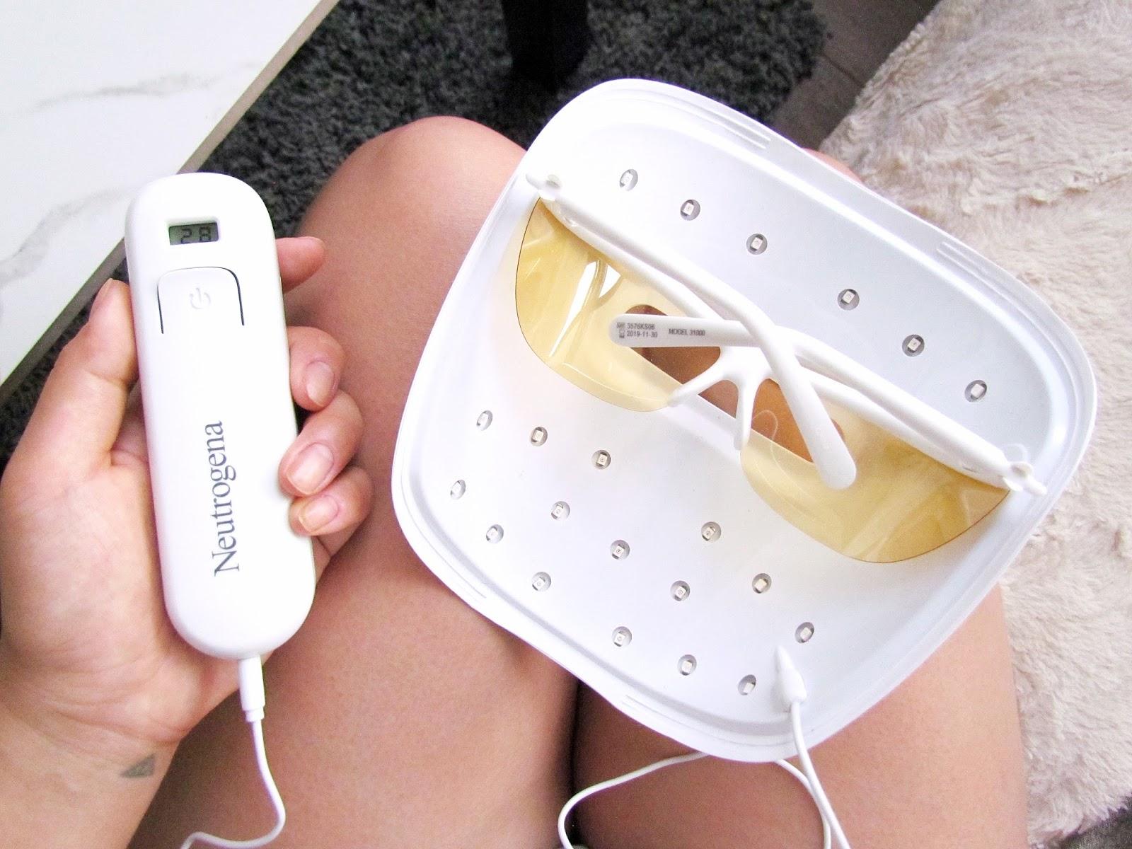 Neutrogena Light Therapy Acne Mask Canada