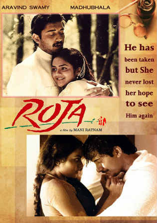 Roja 1992 HDRip UNCUT Hindi Dubbed Dual Audio 720p ESub Watch Online Full Movie Download bolly4u