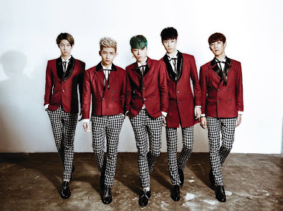 merupakan boyband yang debut dibawah label  Profil, Biodata, Fakta ZEST