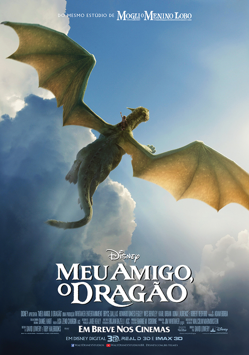 Capa Meu Amigo, o Dragão Torrent 720p 1080p 4k Dublado Baixar