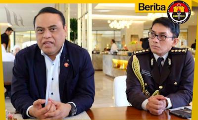 Rombongan delegasi Indonesia tiba di Istanbul, Turki dalam rangka menghadiri Konferensi Tingkat Tinggi (KTT) D-8.
