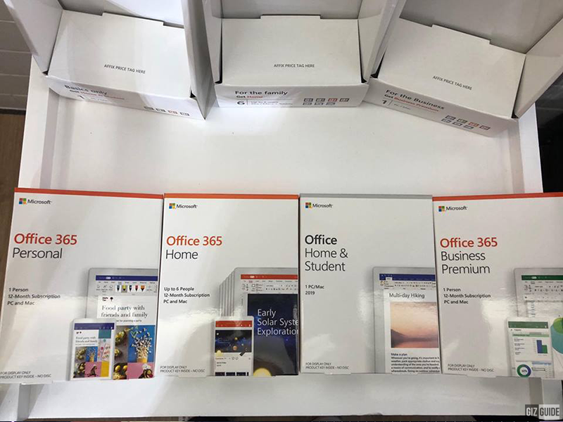 Get FREE MS Office Personal at Power Mac Center until October 31 when you buy any Apple product