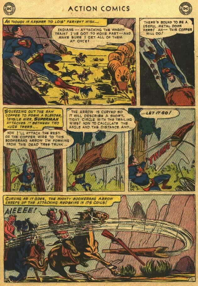 Read online Action Comics (1938) comic -  Issue #184 - 13