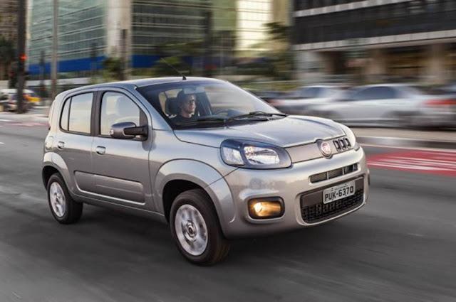 Fiat Uno 2019 - Mercado Livre
