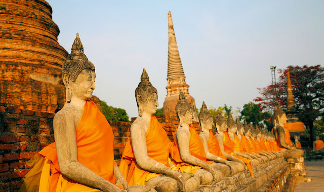 Thailand Singapore Malaysia tour Package