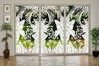 Create a Unique Living Room Using Decorative WINDOW FILM