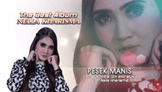 Lirik Lagu Pesek Manis - Nella Kharisma
