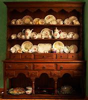 Schumann Bavaria China cabinet Welsh Dresser