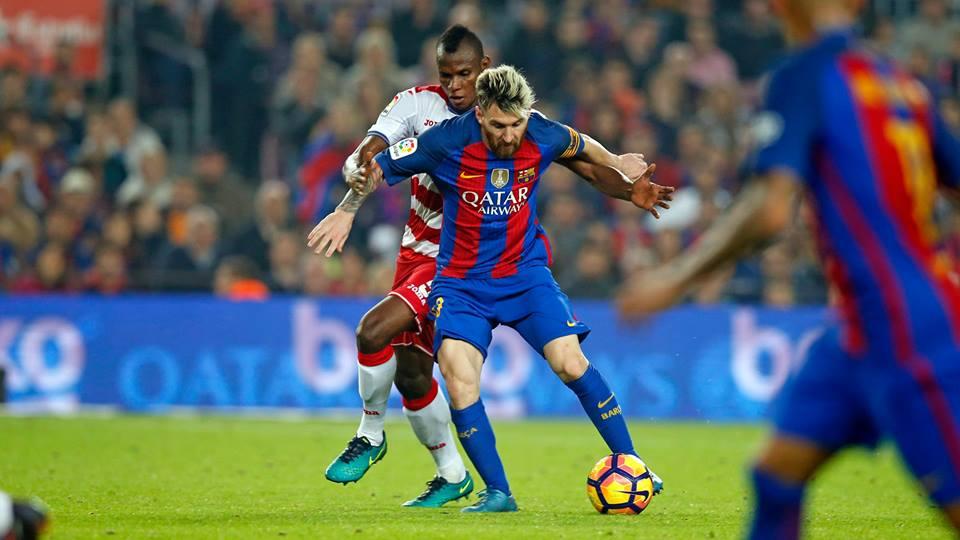 FC Barcelona vs Granada CF 2016-2017 ~ Fc Barcelona Photo