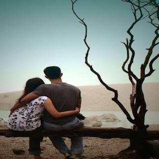 صورة عن الحب: مسكة من الخلف