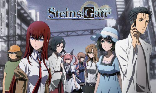 Steins;Gate English Sub/Dub