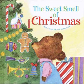 Patricia M. Scarry The Sweet Smell of Christmas (Scented Storybook)