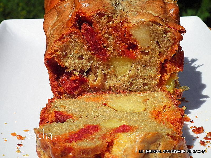 Recette Cake Chorizo Cont Ef Bf Bd