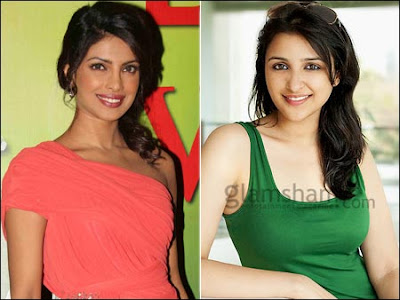 priyanka chopra and parineeti chopra