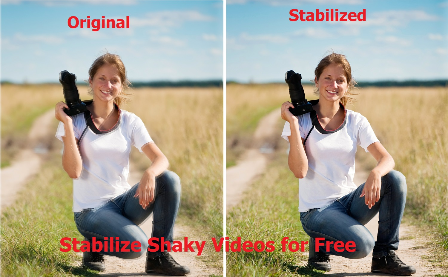 Learn New Things: How to Stabilize Shaky Videos Free & Easy