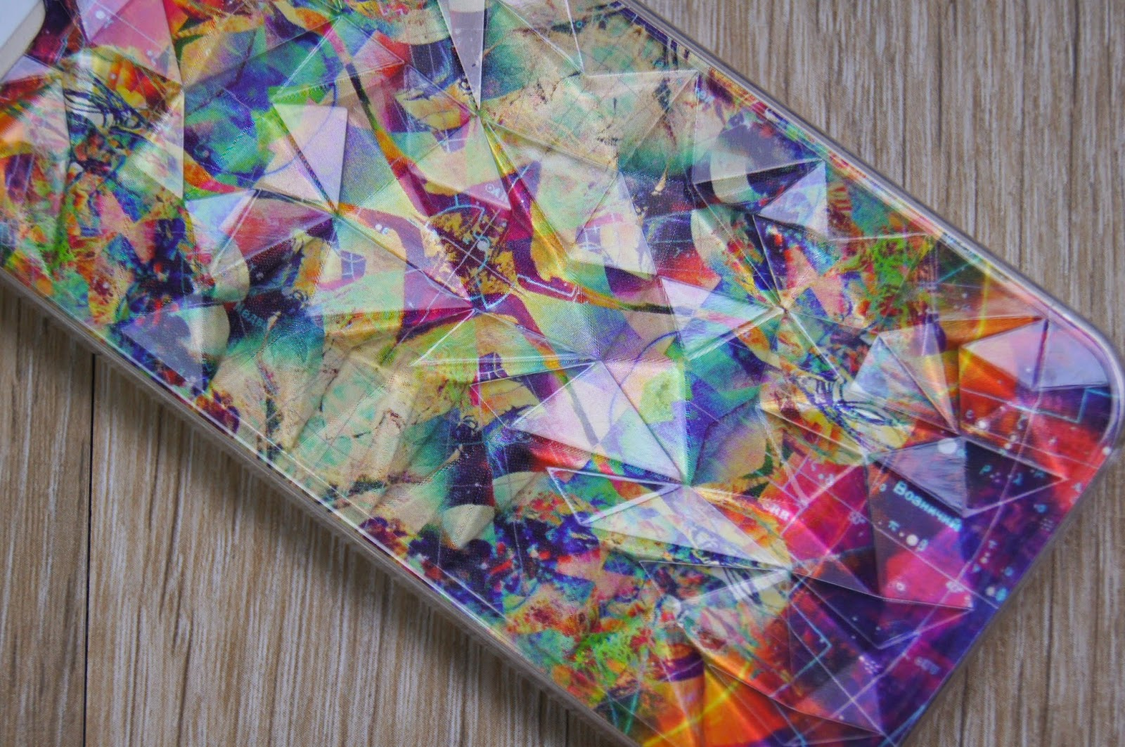 urban outfitters multi 3d prism iphone 5 case