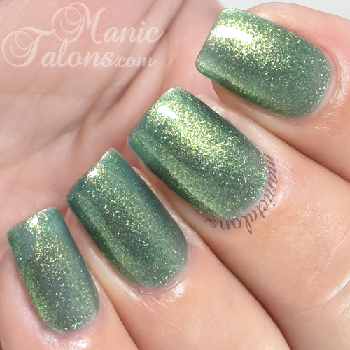 Madam Glam Gel Water Winds Swatch