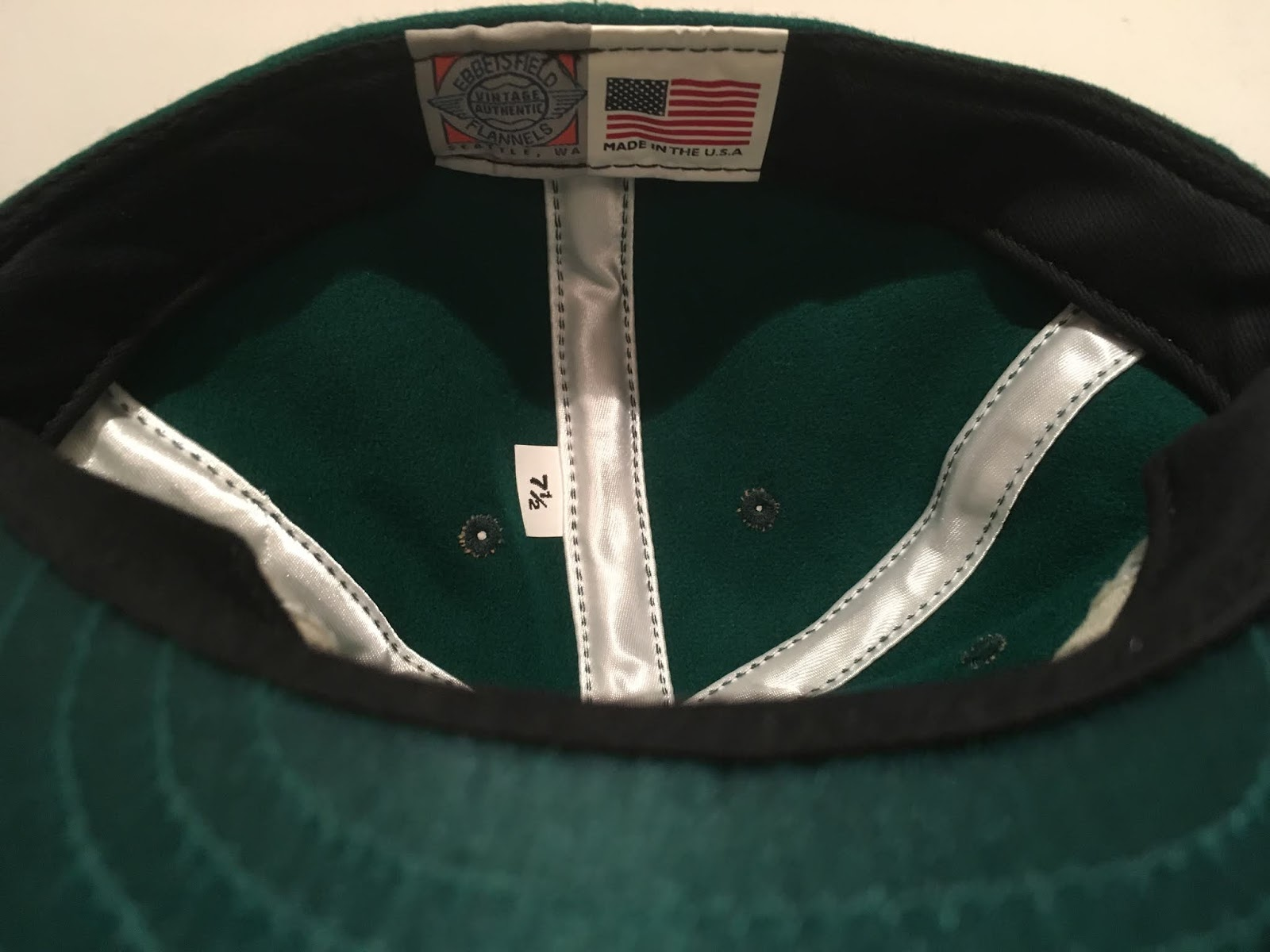 2f9ff4e1a3c The great thing about Ebbets Field Flannels is their caps are always  top-notch so there s no need to go into any sort of detail about that.