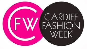 Cardiff Fashion Week Logo, Cardiff Fashion Week, Cardiff, St David's 2