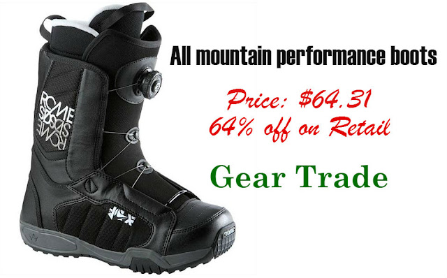 Review of the Best Men's Snowboarding boots