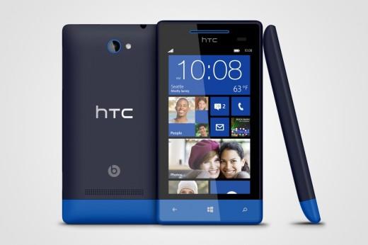 Smartphone HTC 8S