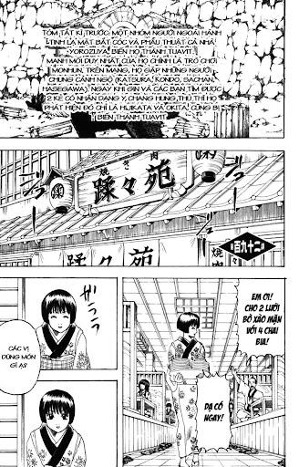 Gintama Chap 192 page 1 - Truyentranhaz.net