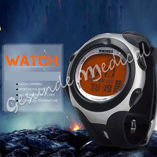 jual jam tangan pedometer