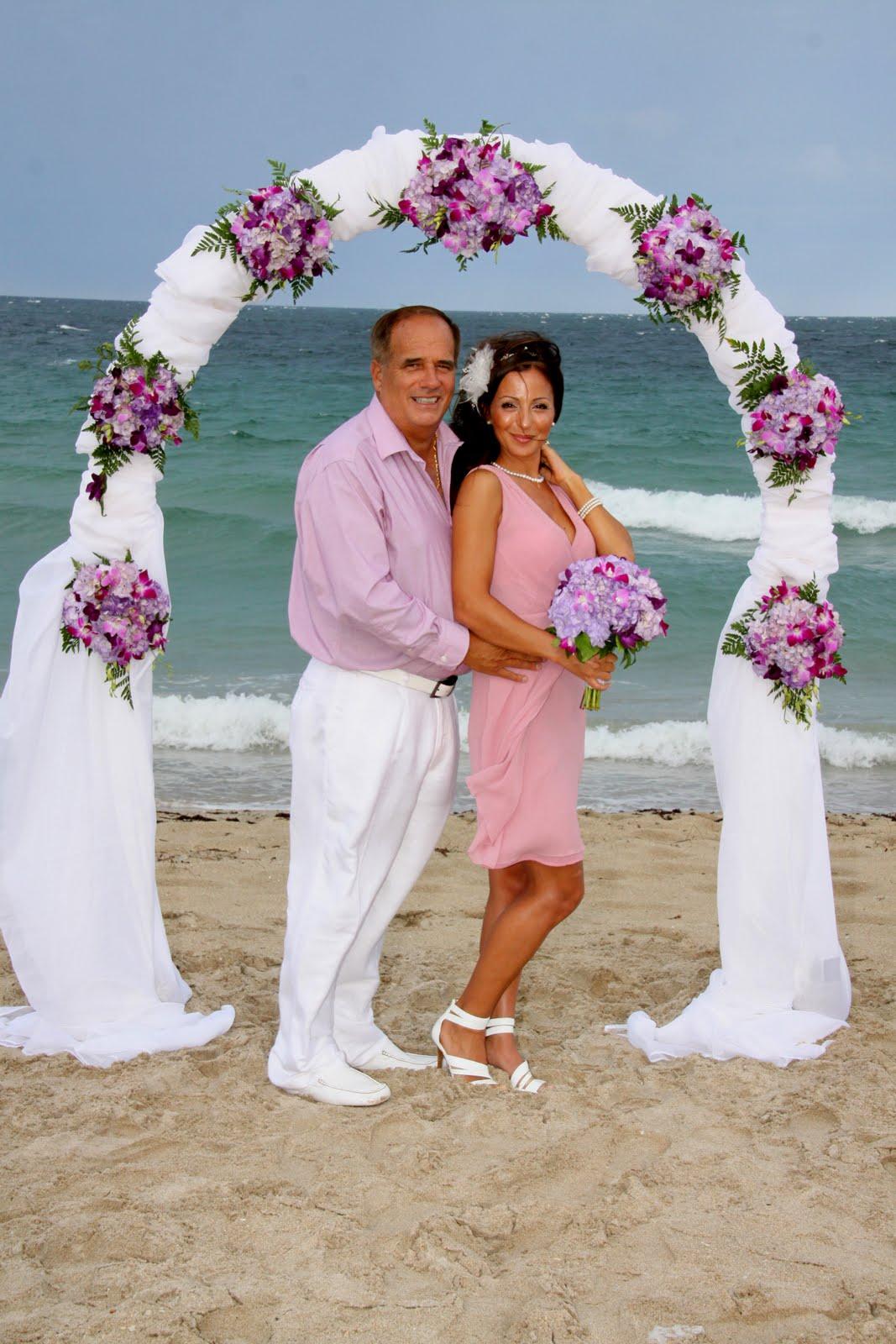 Inexpensive Beach Weddings