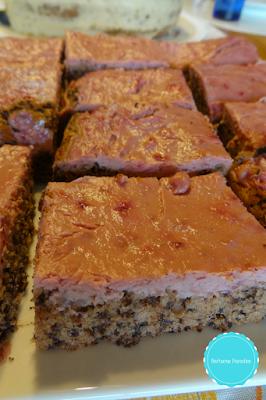 Himbeer-Käsekuchen-Brownies von Tanjas glutenfreies Kochbuch