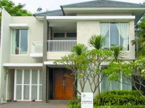 contoh rumah tingkat minimalis tipe 36 2014 - desain rumah