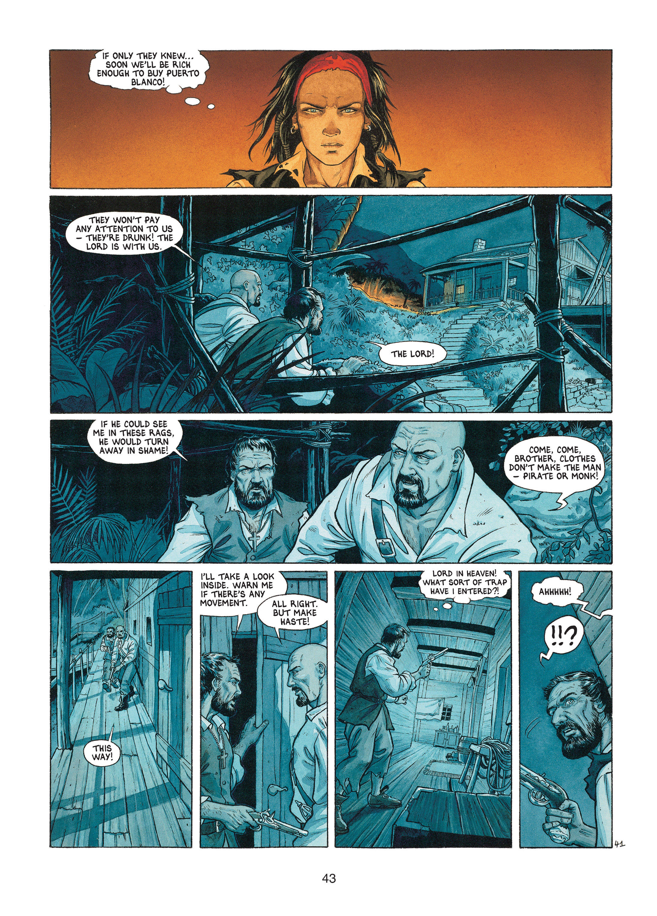 Read online Barracuda comic -  Issue #1 - 43
