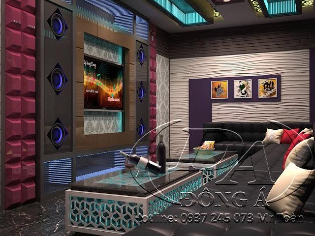 Nhận làm phòng karaoke tại Vũng Tàu