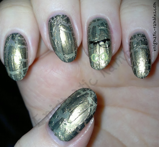 Reptile-Crocodile-Alligator-Nails