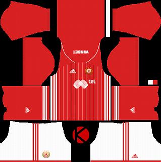CSKA Sofia Kits 2017/2018 - Dream League Soccer