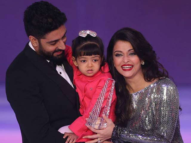 Foto Anak Aishwarya Rai dan Abhishek Bachchan