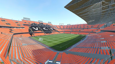 PES 2019 Mestalla Stadium by Arthur Torres