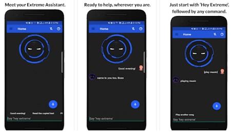 aplikasi android yang bisa diajak bicara