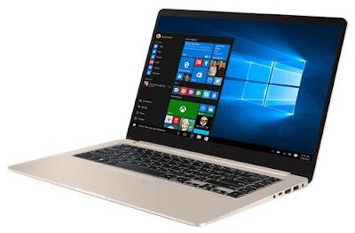 ASUS VivoBook S15 memiliki baterai polimer Lithium yang didukung dengan teknologi ASUS Battery Health tebaru